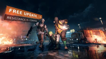 El mapa de The Division aumentará con una nueva zona y dos modos de juego con Resistencia, su actualización 1.8
