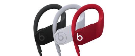 Los nuevos Powerbeats ya se comercializan en unos grandes almacenes antes de anunciarse oficialmente