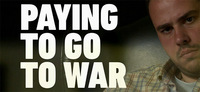 Paying to go to war: un corto documental de Antonio Pampliega
