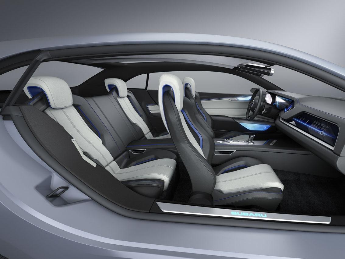 Foto de Subaru Viziv Concept (11/28)