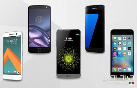 ¿Es buen momento para comprar un teléfono de gama alta de 2016 en México?