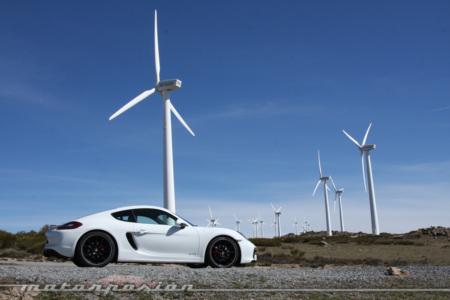 Porsche Cayman GTS Prueba 6