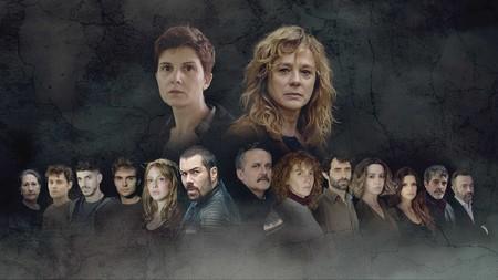 'Néboa': un estupendo thriller de La 1 que sabe mezclar investigación criminal con mitología a la gallega