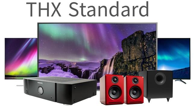 THX presenta Standard, su propia web en la que se dedicarán a hacer reviews de televisores, amplificadores y altavoces