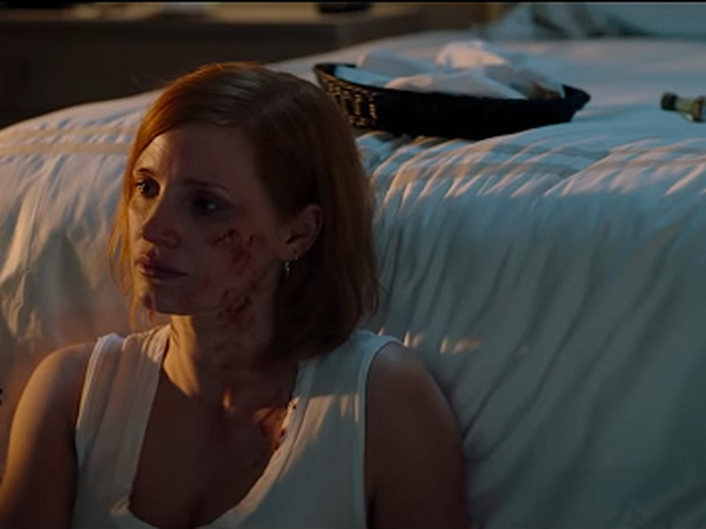 Trailer of 'Ava': Jessica Chastain is a killer relentless in the new from the director of 'Maids and ladies'