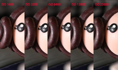 Nikon Z6 Ii Comparativa Iso