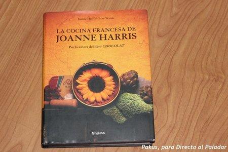La cocina francesa de Joanne Harris. Libro