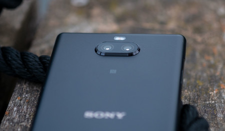 Sony Xperia 10 Plus Camaras