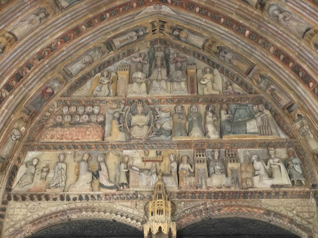 La Parroquia de Santa Maria de Deba, joya del barroco vasco