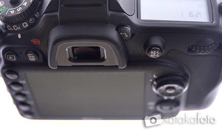 Nikon D7100, análisis