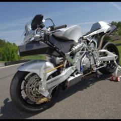 Foto 1 de 5 de la galería vyrus-987-c3-4v-la-moto-mas-ligera-del-mundo-en-su-categoria en Motorpasion Moto