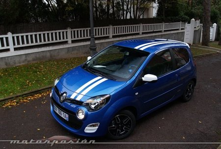 Renault Twingo, presentación y prueba en Bilbao (parte 2)
