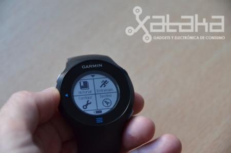 Forerunner 610, probamos el reloj con GPS y pantalla táctil