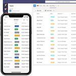Microsoft ya ofrece la función Lists dentro de Teams, para todos los usuarios que estén suscritos a Microsoft 365