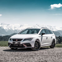 ABT hace al SEAT León Cupra R ST tan potente como en su versión de carreras