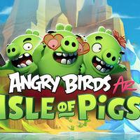 Angry Birds AR: Isle of Pigs, su nueva aventura de realidad aumentada llega a Android