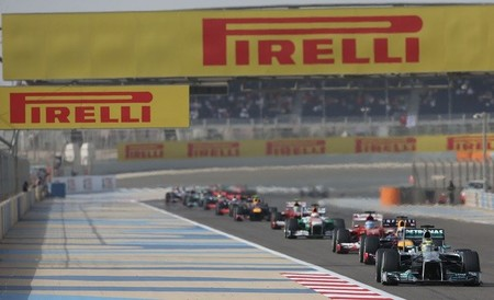 Las mejores imágenes del Gran Premio de Baréin