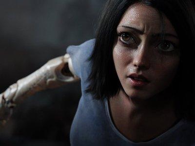 Robert Rodriguez explica por qué la protagonista de 'Alita: Ángel de combate' tiene esos ojos tan enormes