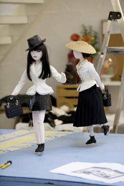 Dolls Dior pasado y presente