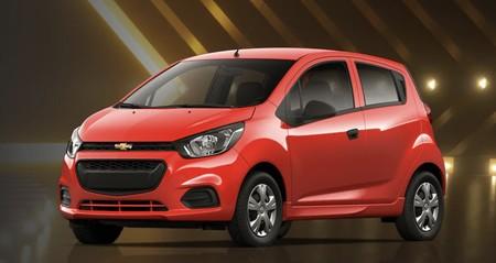 Chevrolet Beat Mas Equipado Y Mas Austero 3