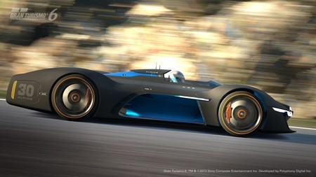 Alpine Vision Gran Turismo 04