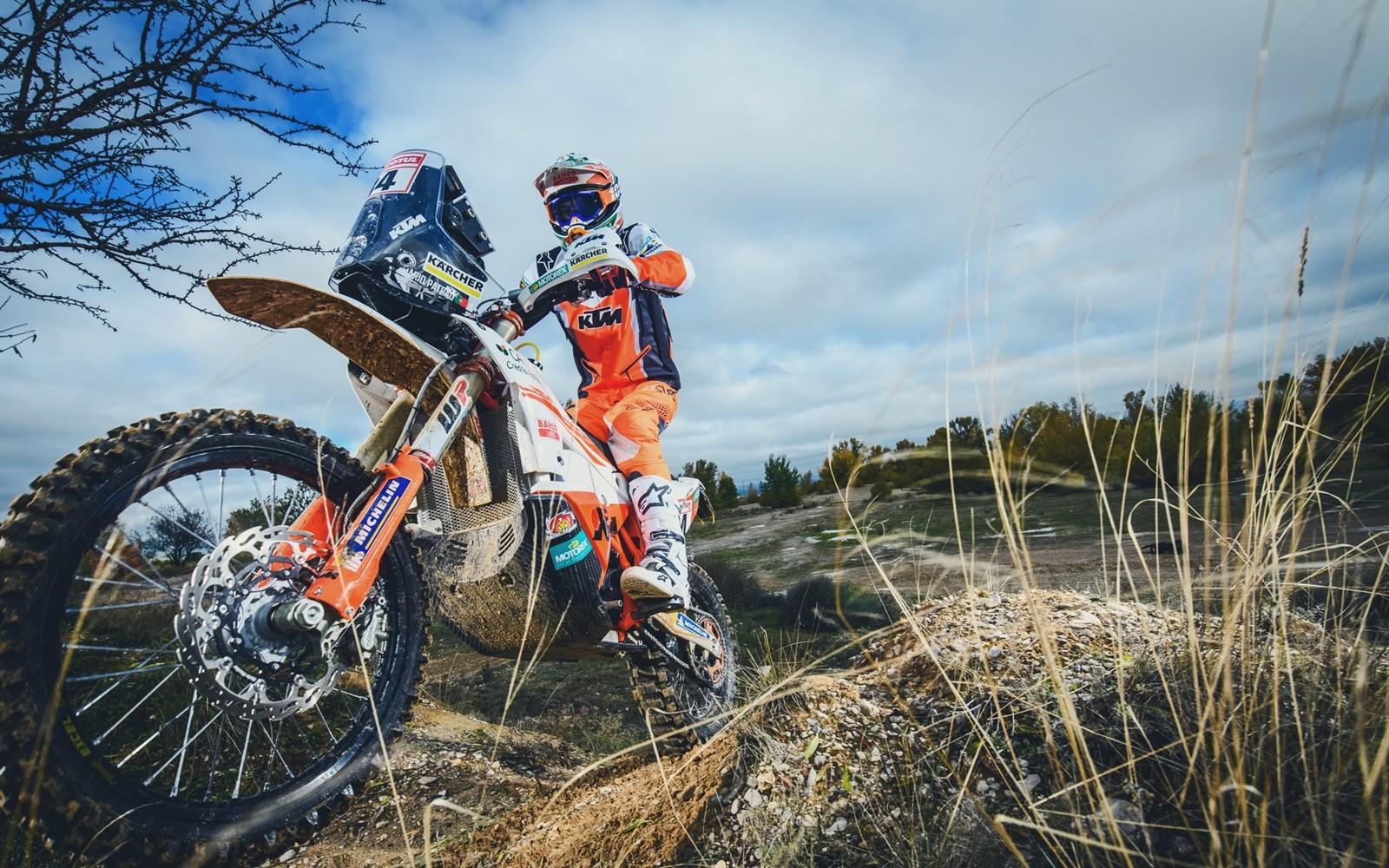 Foto de KTM 450 Rally Dakar 2019 (19/116)