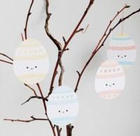 Huevos de cartón e hilo, un DIY adorable para decorar la casa en Pascua