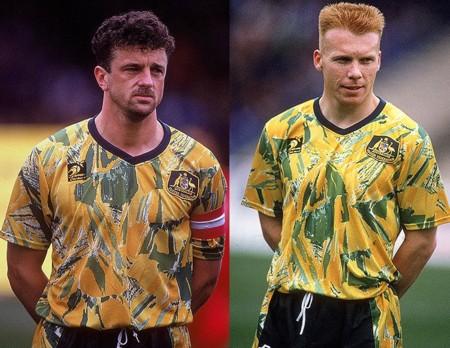 Australia 1990-1993
