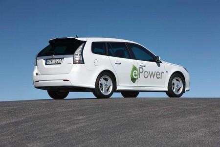 El SAAB 9-3 eléctrico llegará en 2015