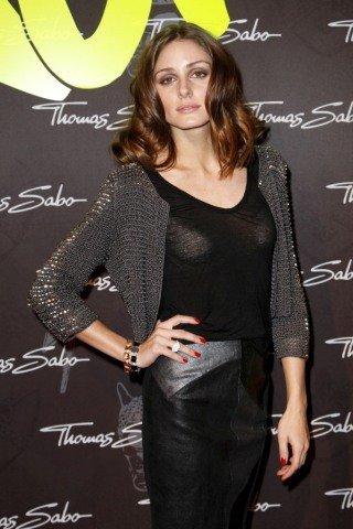El look cansado de Olivia Palermo en la presentación de Thomas Sabo