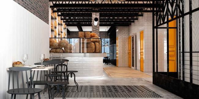 praktik bakery un hotel de dise o low cost y de moda en pleno centro de barcelona. Black Bedroom Furniture Sets. Home Design Ideas