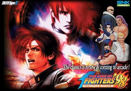 'The King of Fighters '98: Ultimate Match' llegará a XBLA