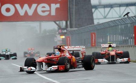 Fernando Alonso matiza sus declaraciones sobre sus opciones en 2011