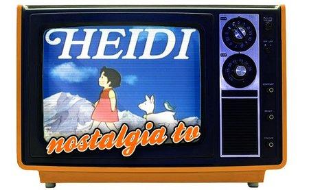 'Heidi', Nostalgia TV