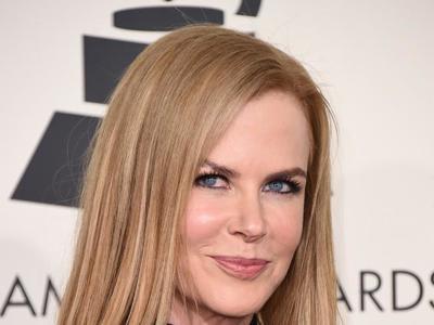 ¡Y el little black dress de los Grammy 2015 es para Nicole Kidman!