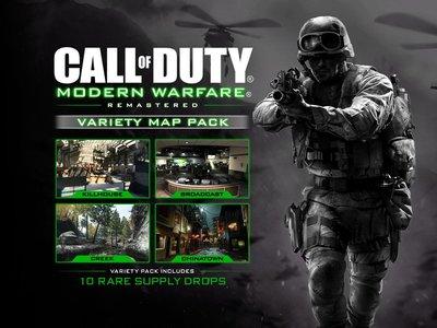 CoD: Modern Warfare Remastered presume del nuevo aspecto de los mapas del Variety Map Pack en un tráiler