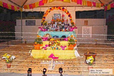 Altar En Nogueras By Gaby Tejeda