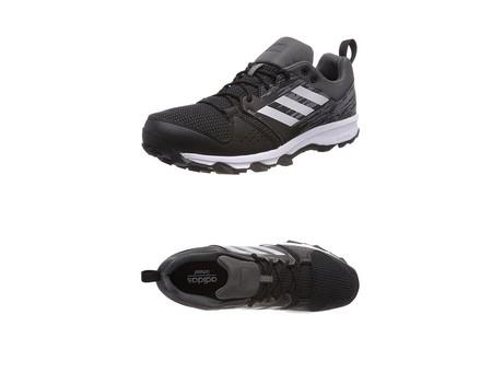 Amazon ha rebajado las zapatillas Adidas Galaxy Trail en gris y negro a 33,95 euros