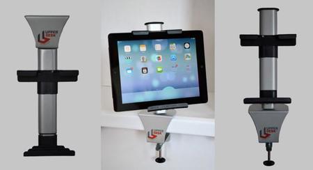 Upper Desk, soporte para usar tu tablet en la cocina