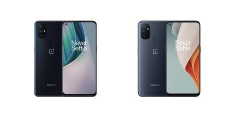 OnePlus Nord N10 5G y N100