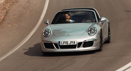 Porsche 911 Targa 4S Exclusive Mayfair Edition, un tributo a las victorias en la Targa Florio