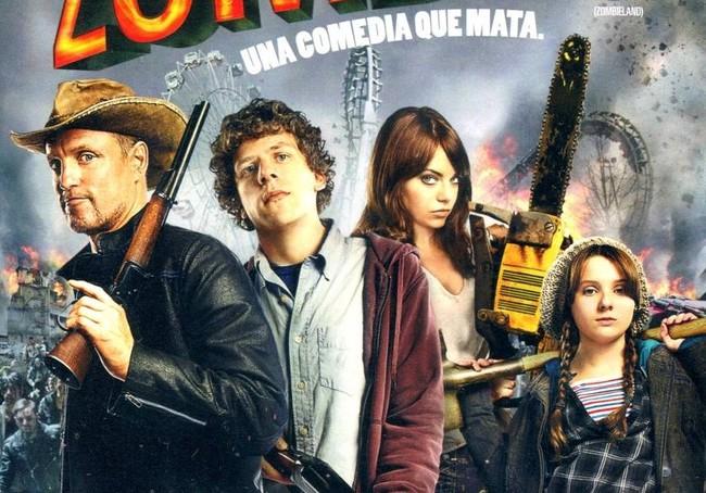 Ya es oficial: la secuela de 'Zombieland' está en marcha, vuelven los protagonistas y el director