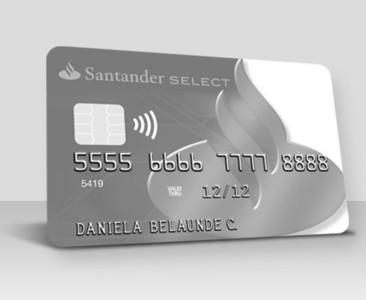 El Santander lanza ´Select` para sacar dinero sin comisiones en todo el mundo