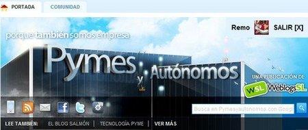 Actualizamos Pymes y Autónomos con pestañas de contenidos y sistema de votaciones