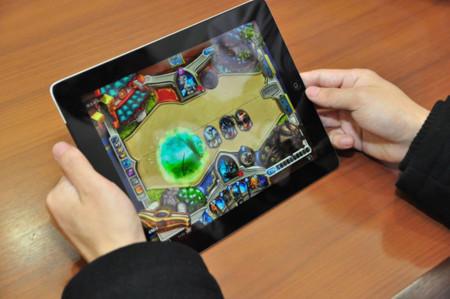 Hearthstone llega primero a iPad; iPhone y Android para más adelante