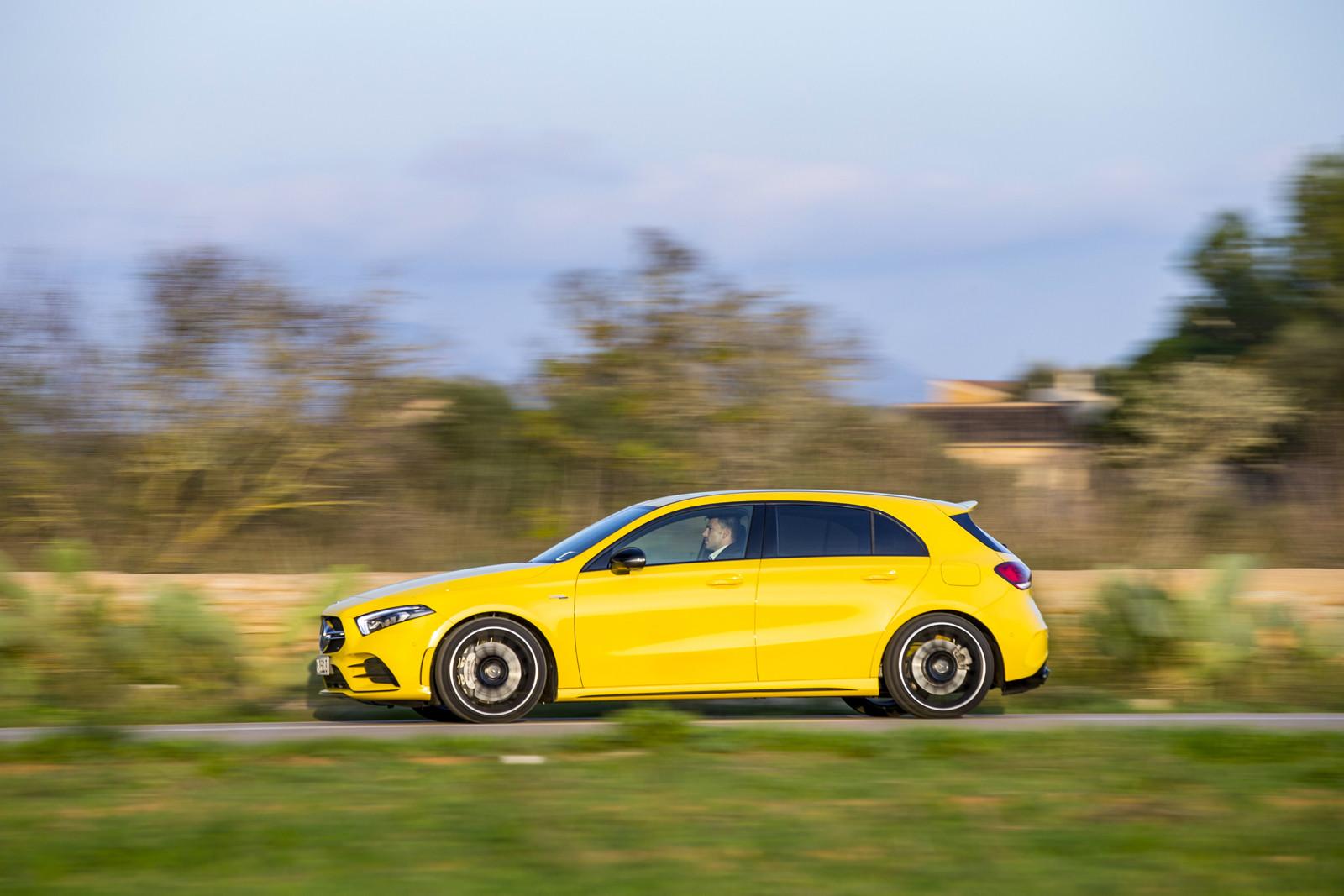 Foto de Mercedes-AMG A35 (presentación) (17/122)