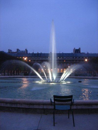 Palais Royal Plaza Paris