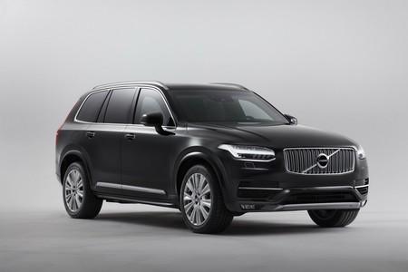 Volvo se une a la tendencia de los SUV blindados con los XC90 y XC60