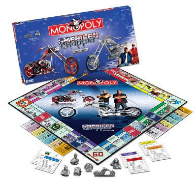 Monopoly American Chopper
