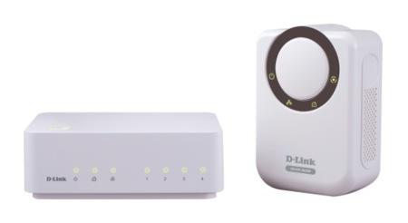 Nuevo kit PowerLine HD de D-Link, con 200 Mbps de velocidad